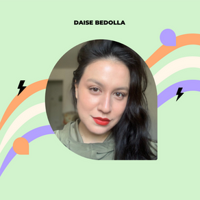 We talk to Daise Bedolla about writing a column, social media strategy, and building your network.