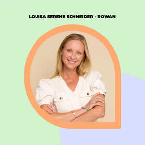 Talking founder life, community & Rowan with Founder, Louisa Serene Schneider