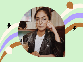 Meet Iman Hariri-Kia, Upcoming Author and Bustle's Sex & Relationships Editor