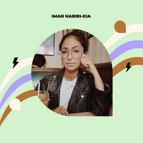 Meet Iman Hariri-Kia, Upcoming Author and Bustle's Sex & Relationships Editor