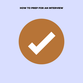 Top Tips on How to Prepare for that Interview!