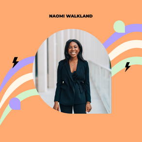 Naomi Walkland, Bumble's Director of Brand Marketing, on the key to a successful marketing campaign