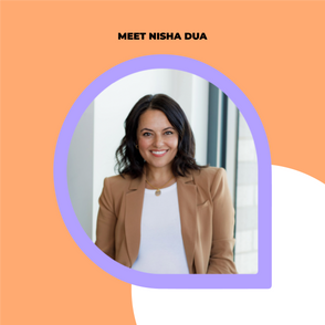 Nisha Dua, founder of BBG Ventures, on How She Pivoted her Career from Law to VC