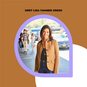 Lisa Yamner Green, from THE YES, on Community, Partnerships, & Transformation