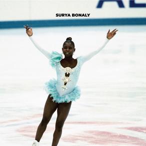 Epic Womxn: Surya Bonaly