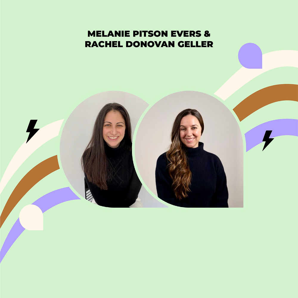 Melanie Evers and Rachel Donnovan MOONS