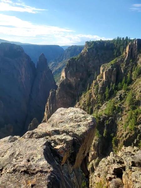 Warner Trail View