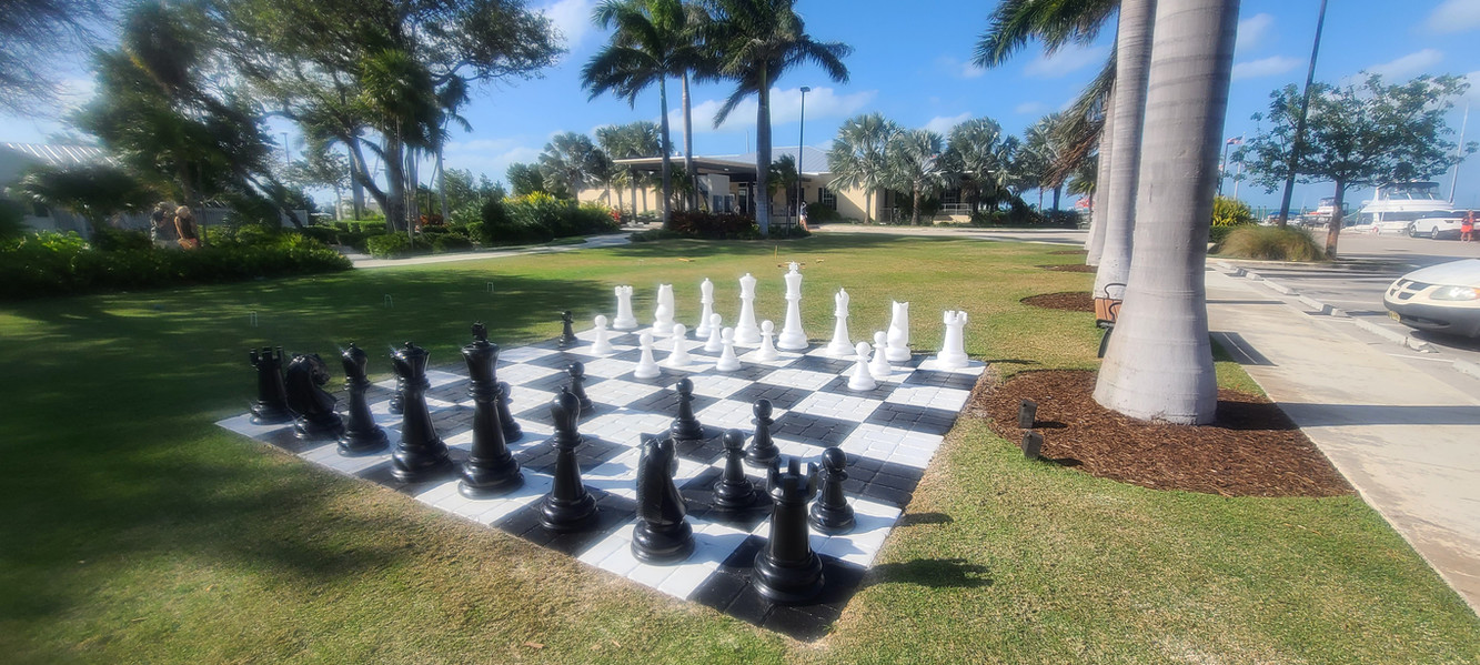 Chess in the Keys