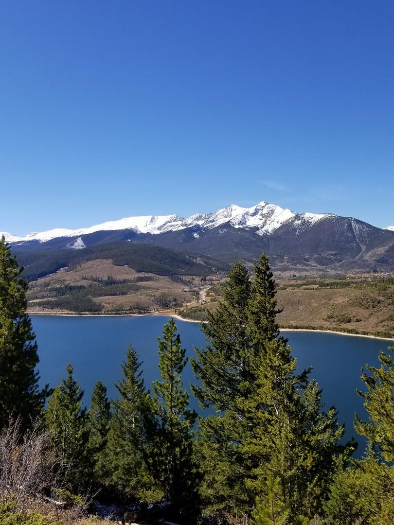 Tenmile Mountain Range
