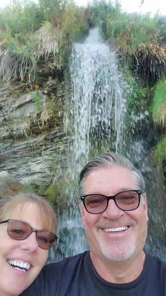 Fun at the Falls