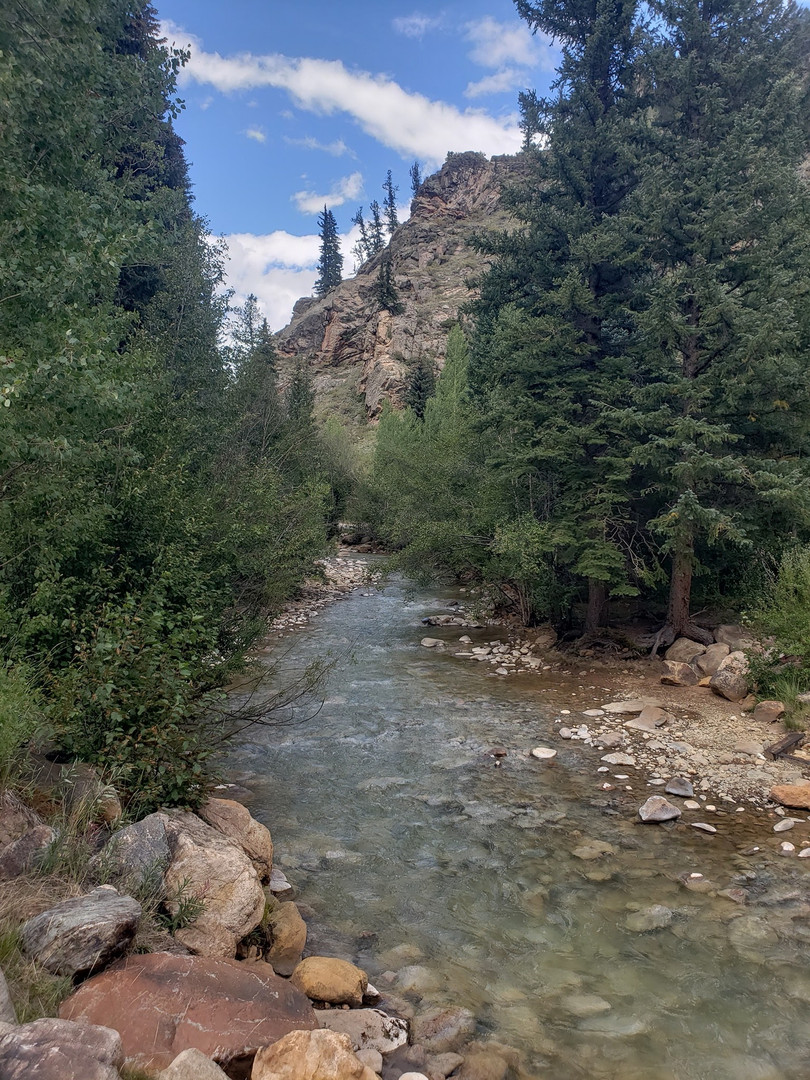 Cache le Poudre River