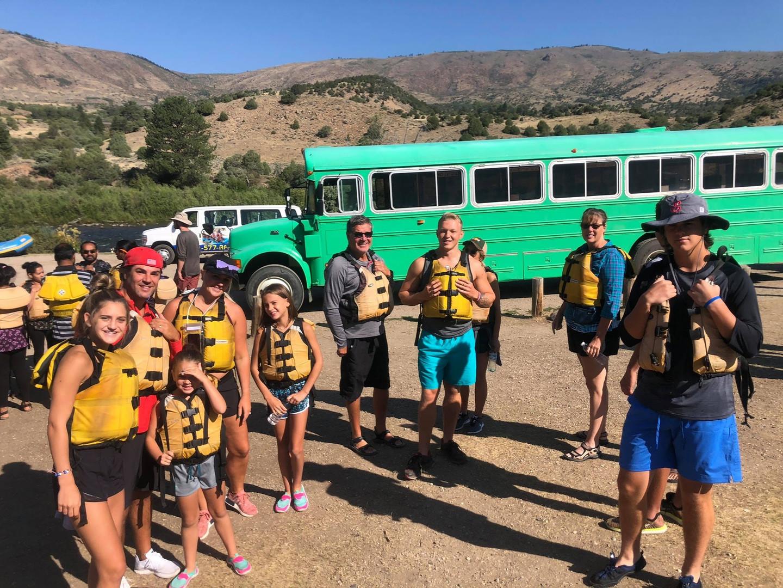 Raft Time