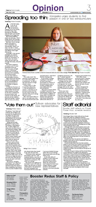 Vol. 100 Issue 9 — Friday, May 4, 2018