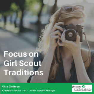 Why Girl Scout Traditions Matter