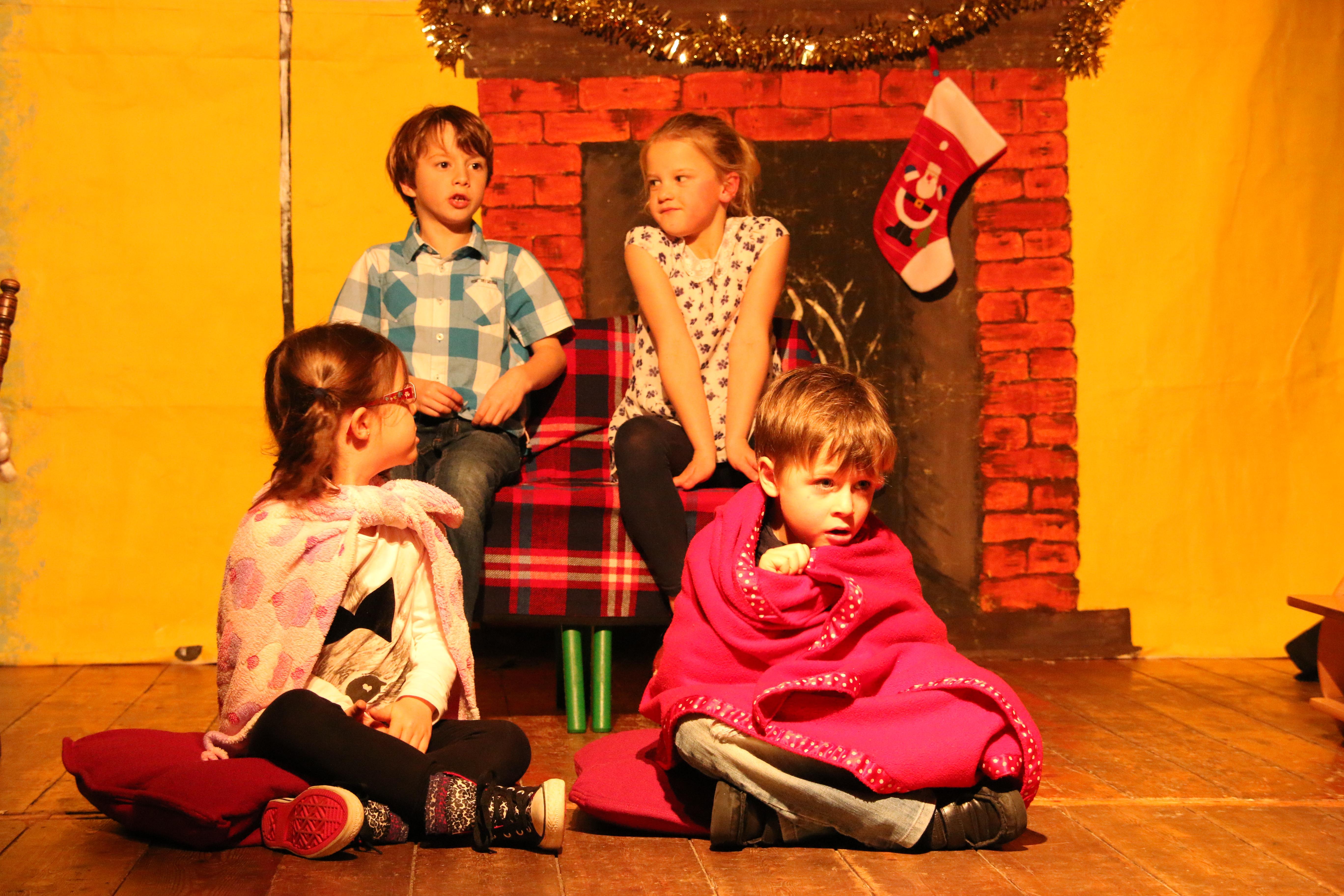 St Petroc's Santa's on Strike (43)