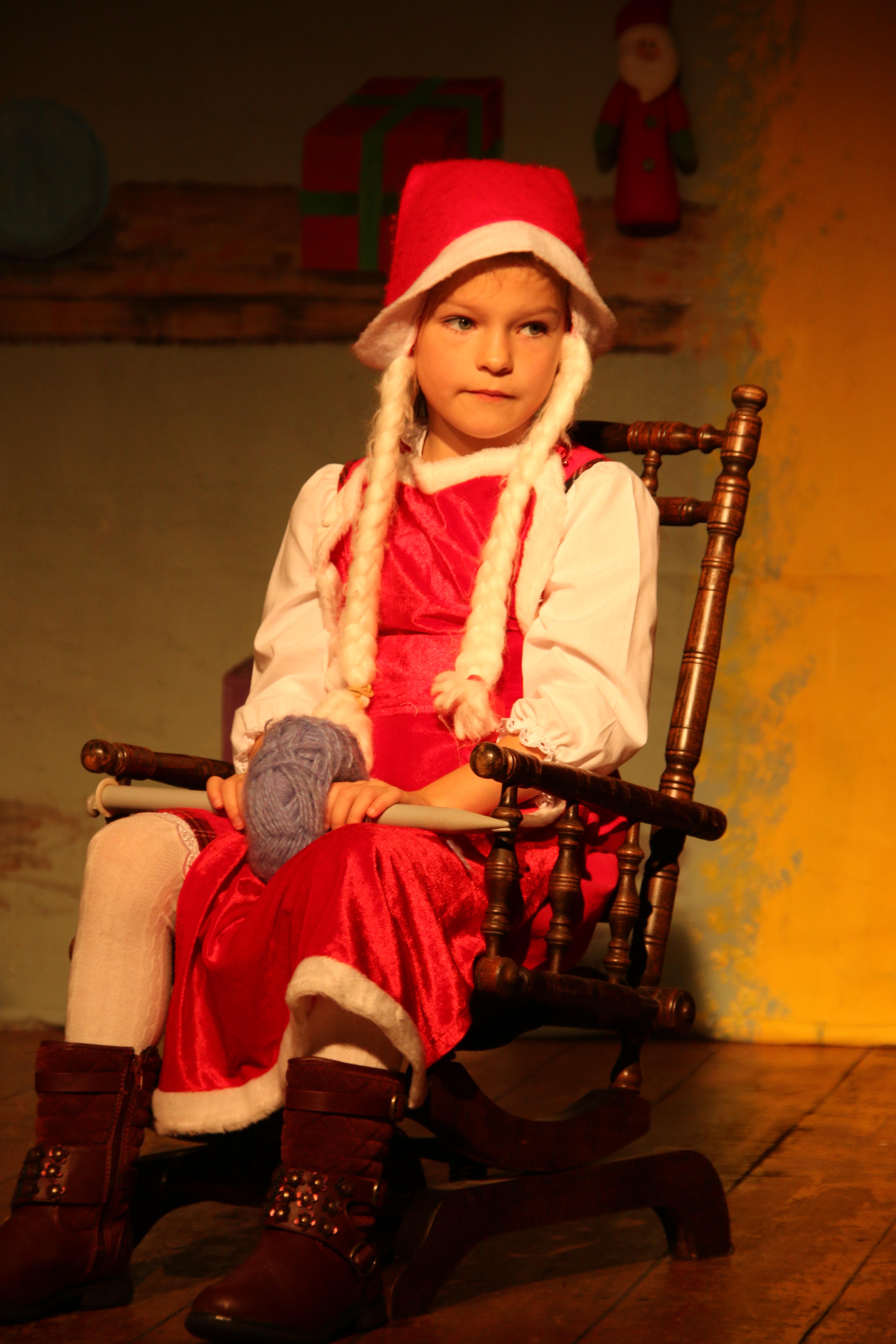 St Petroc's Santa's on Strike (26)