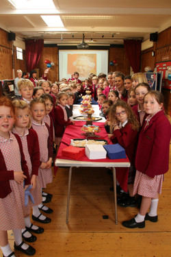 St Petroc's School Queen's 90th