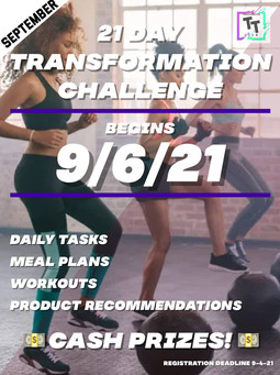 Sign-up for Transformation Challenges