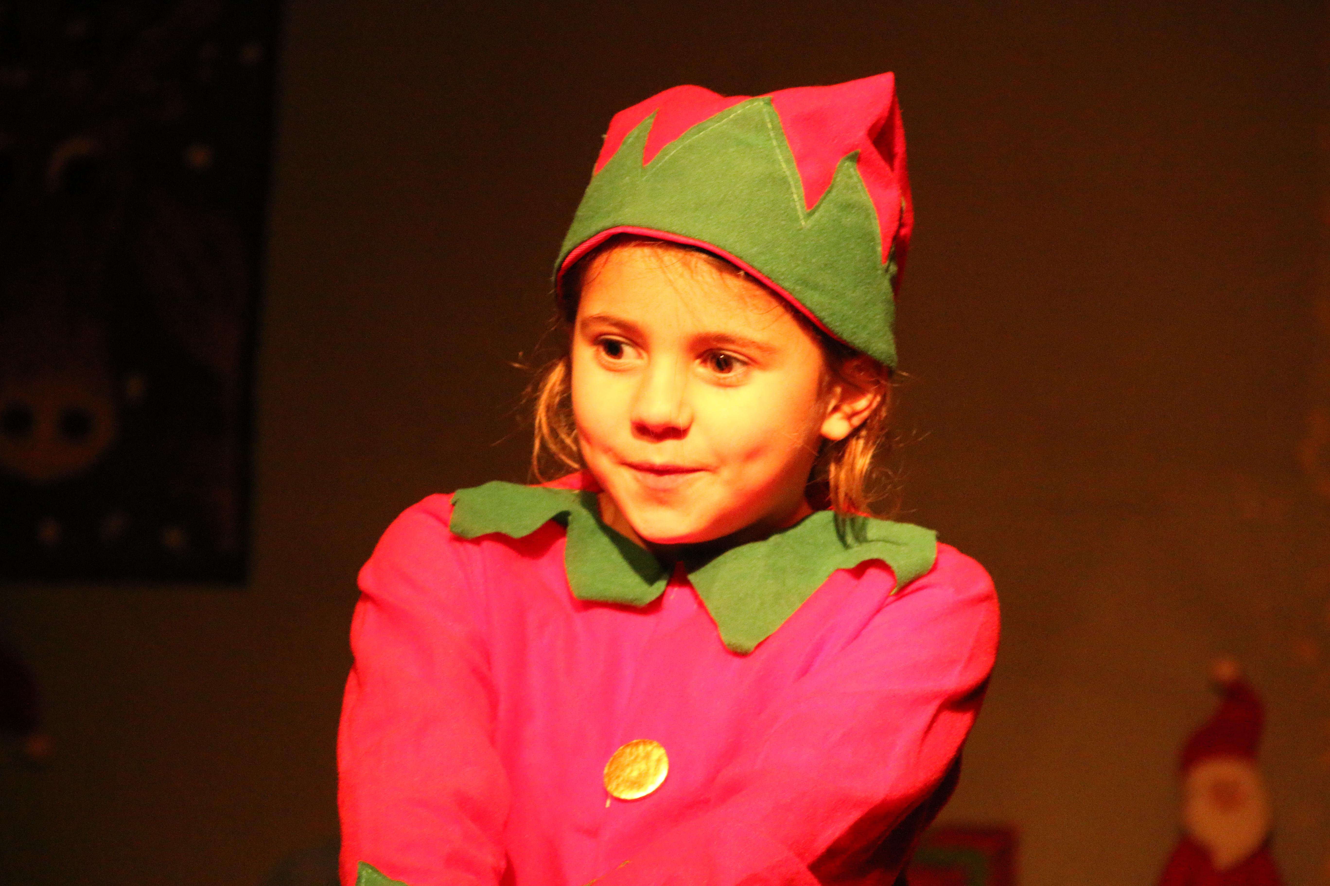 St Petroc's Santa's on Strike (2)
