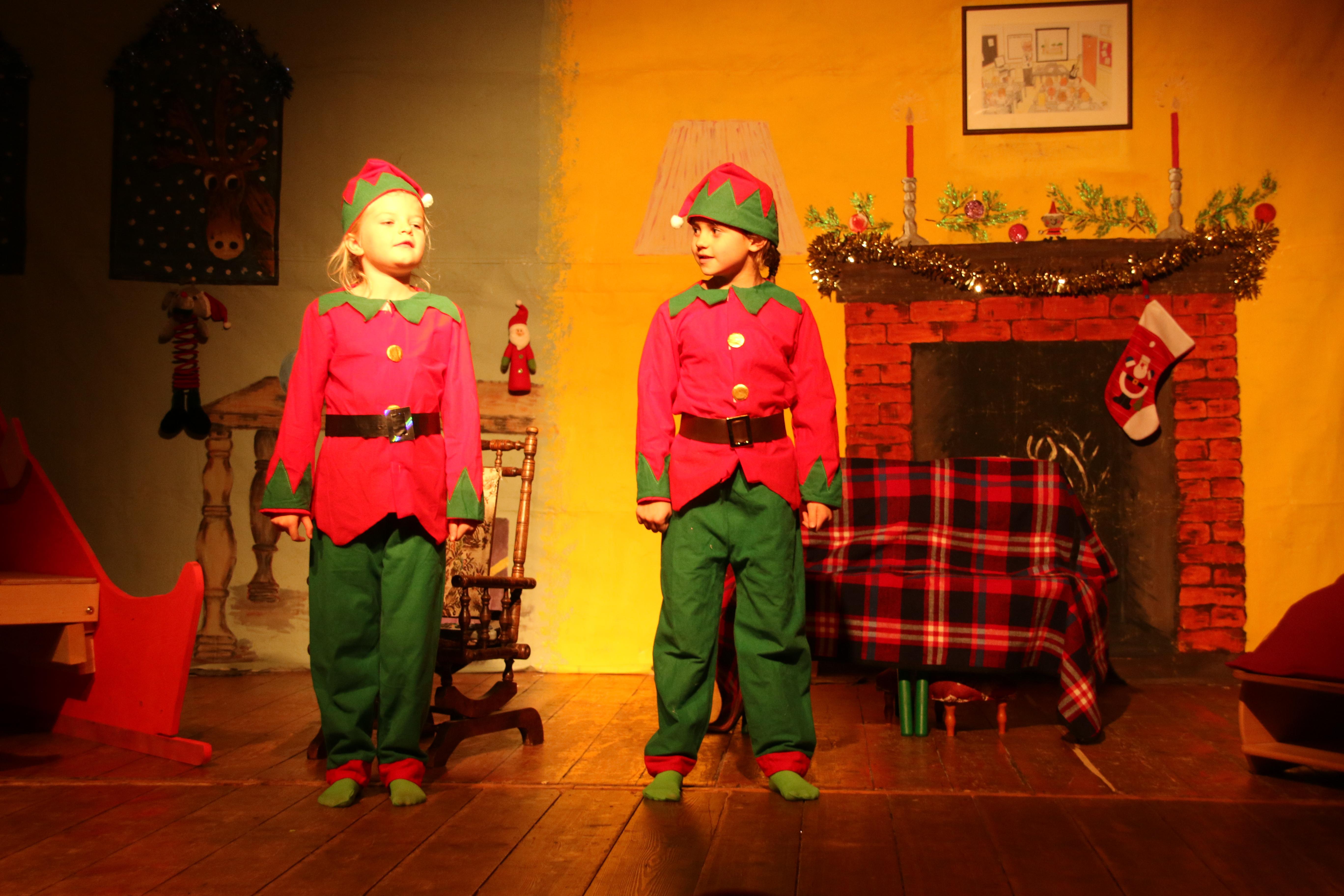 St Petroc's Santa's on Strike (9)