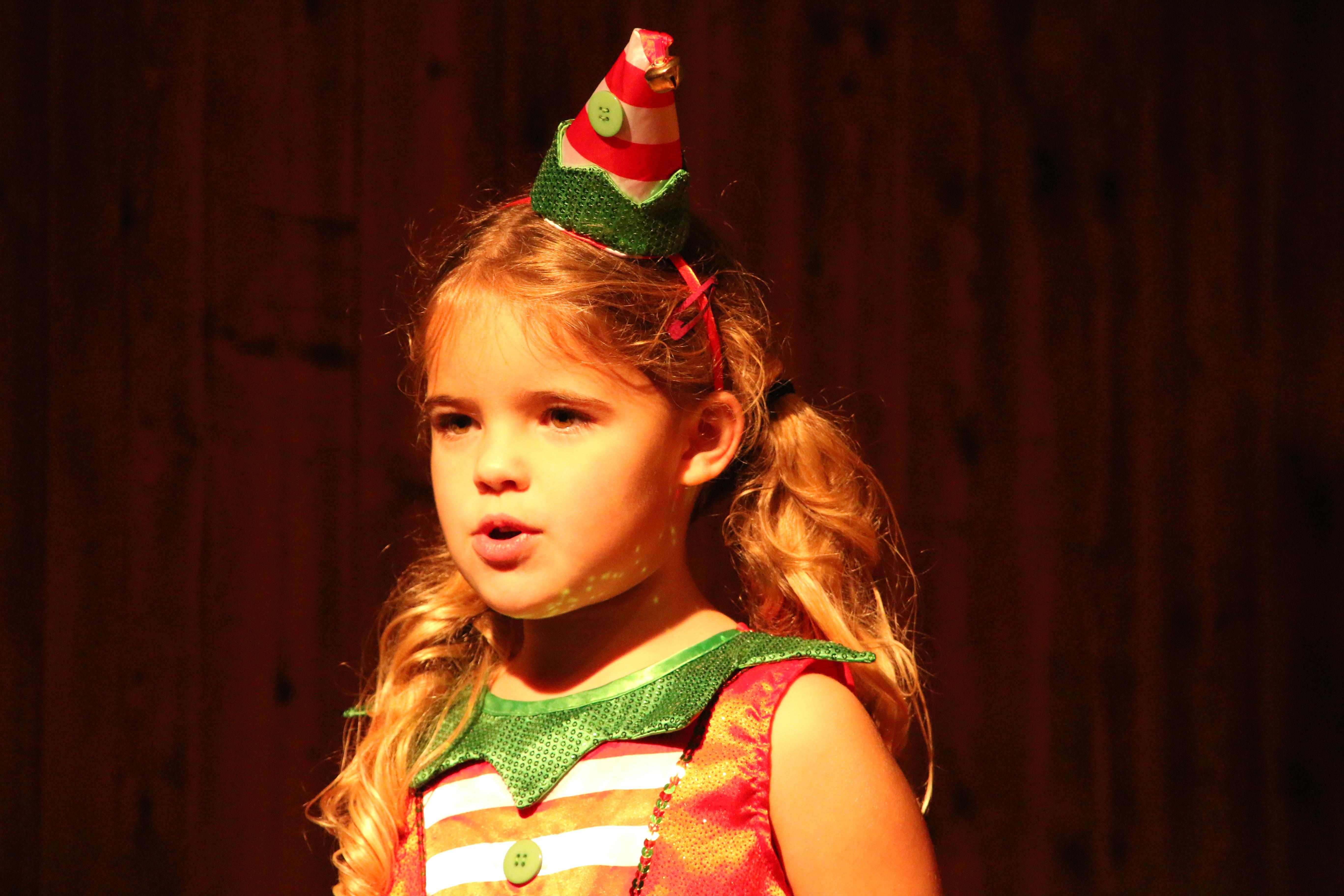 St Petroc's Santa's on Strike (8)