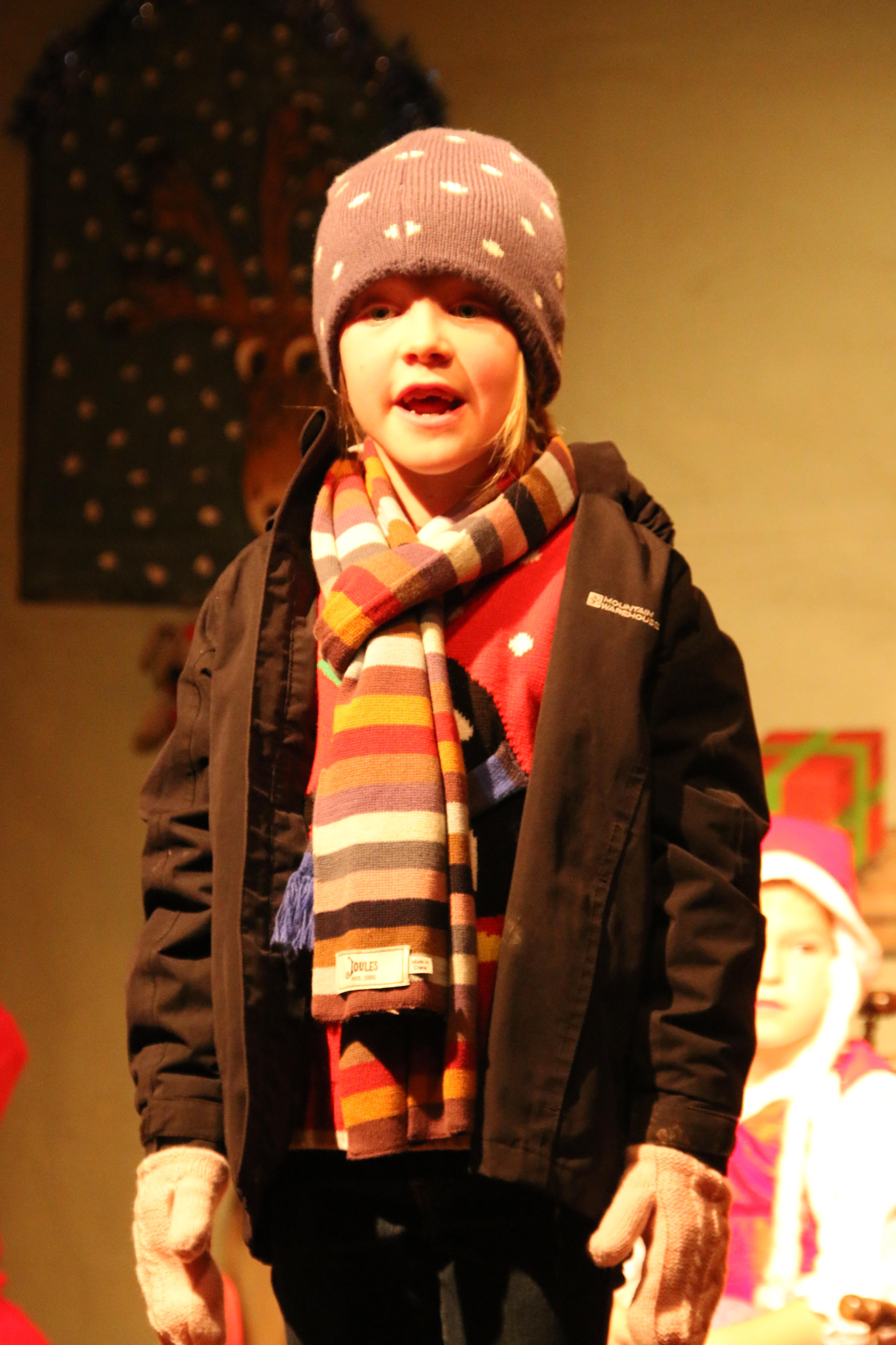 St Petroc's Santa's on Strike (45)