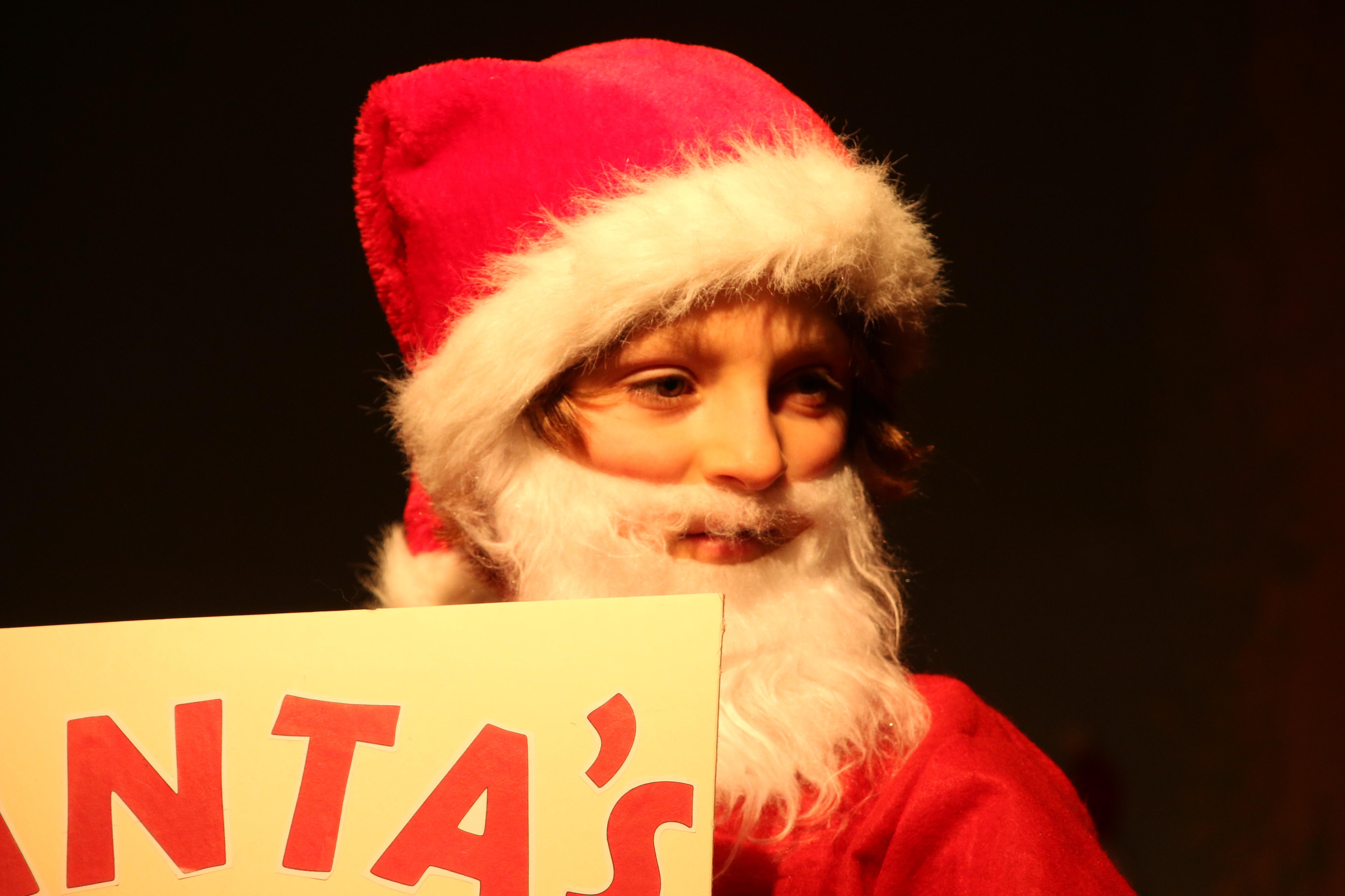 St Petroc's Santa's on Strike (24)