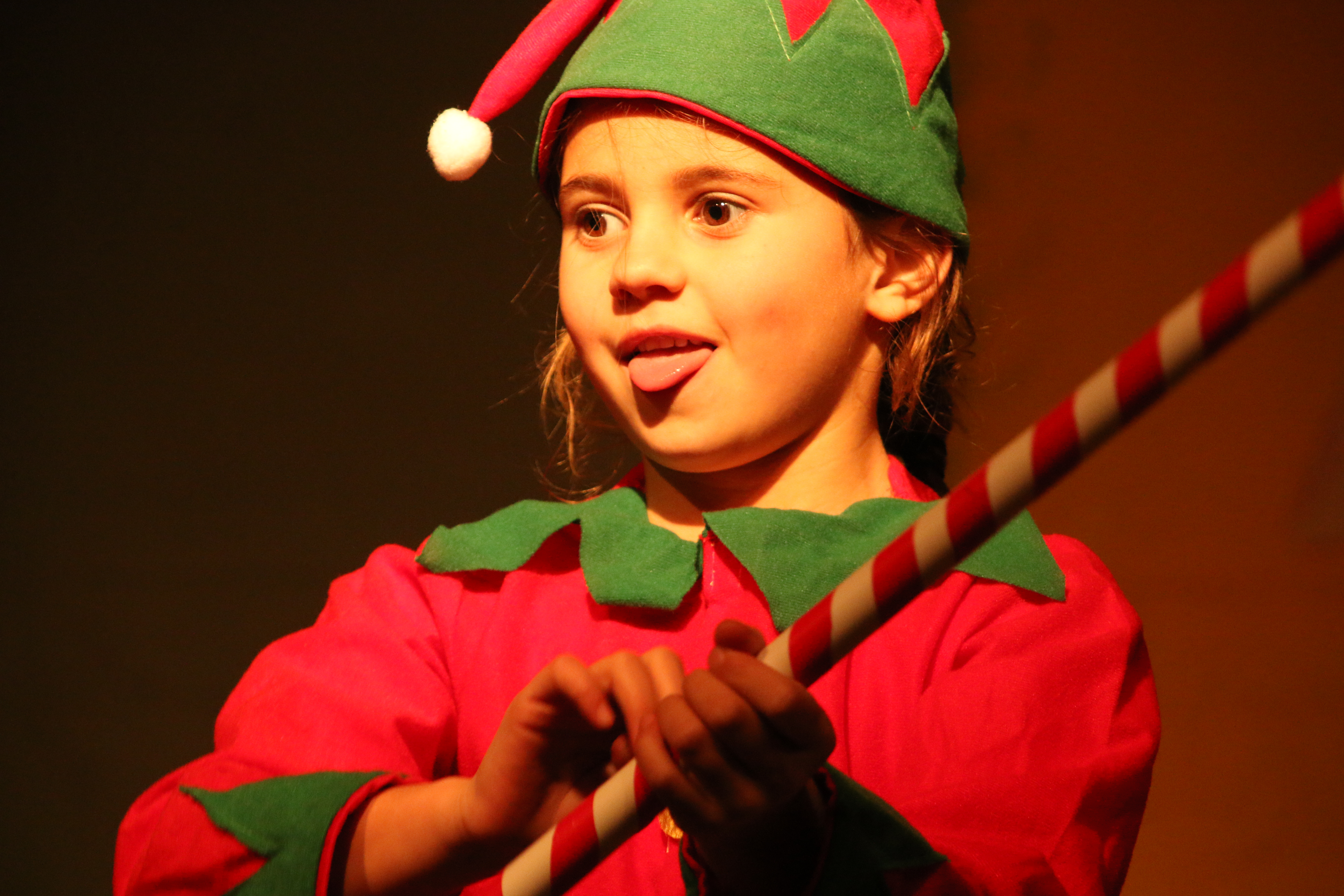 St Petroc's Santa's on Strike (5)
