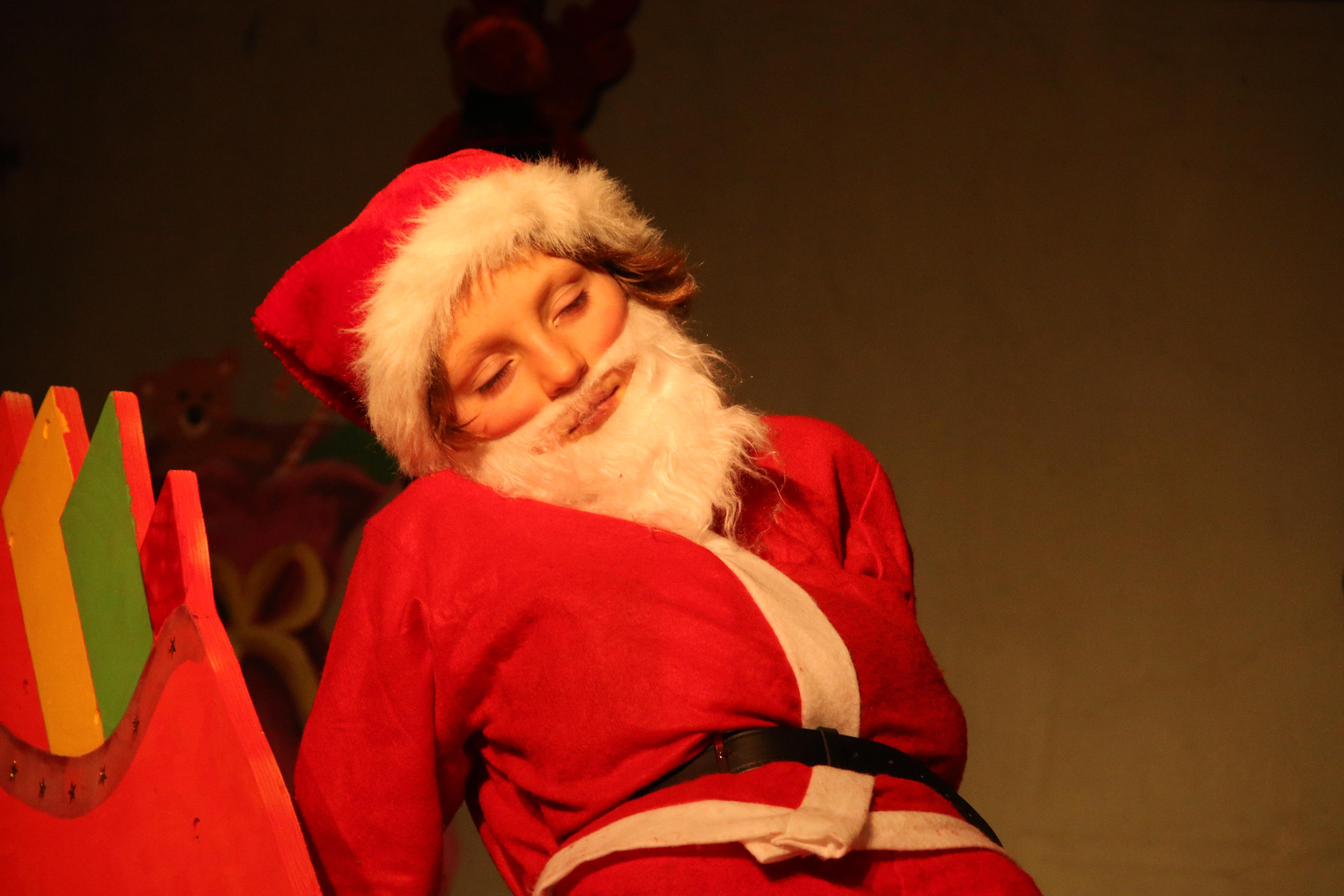 St Petroc's Santa's on Strike (46)