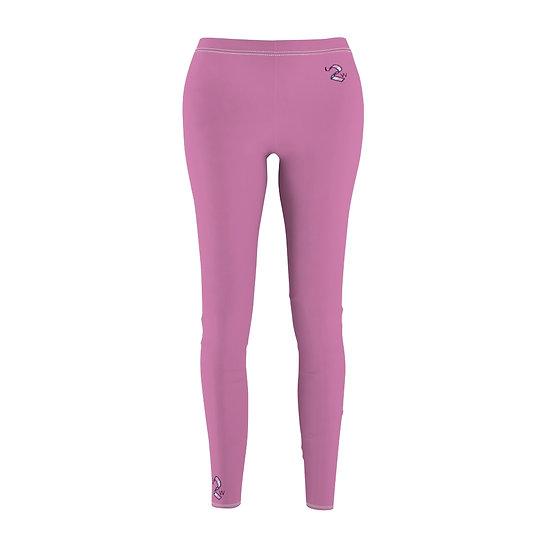 L2W Women's Cut & Sew Casual Leggings