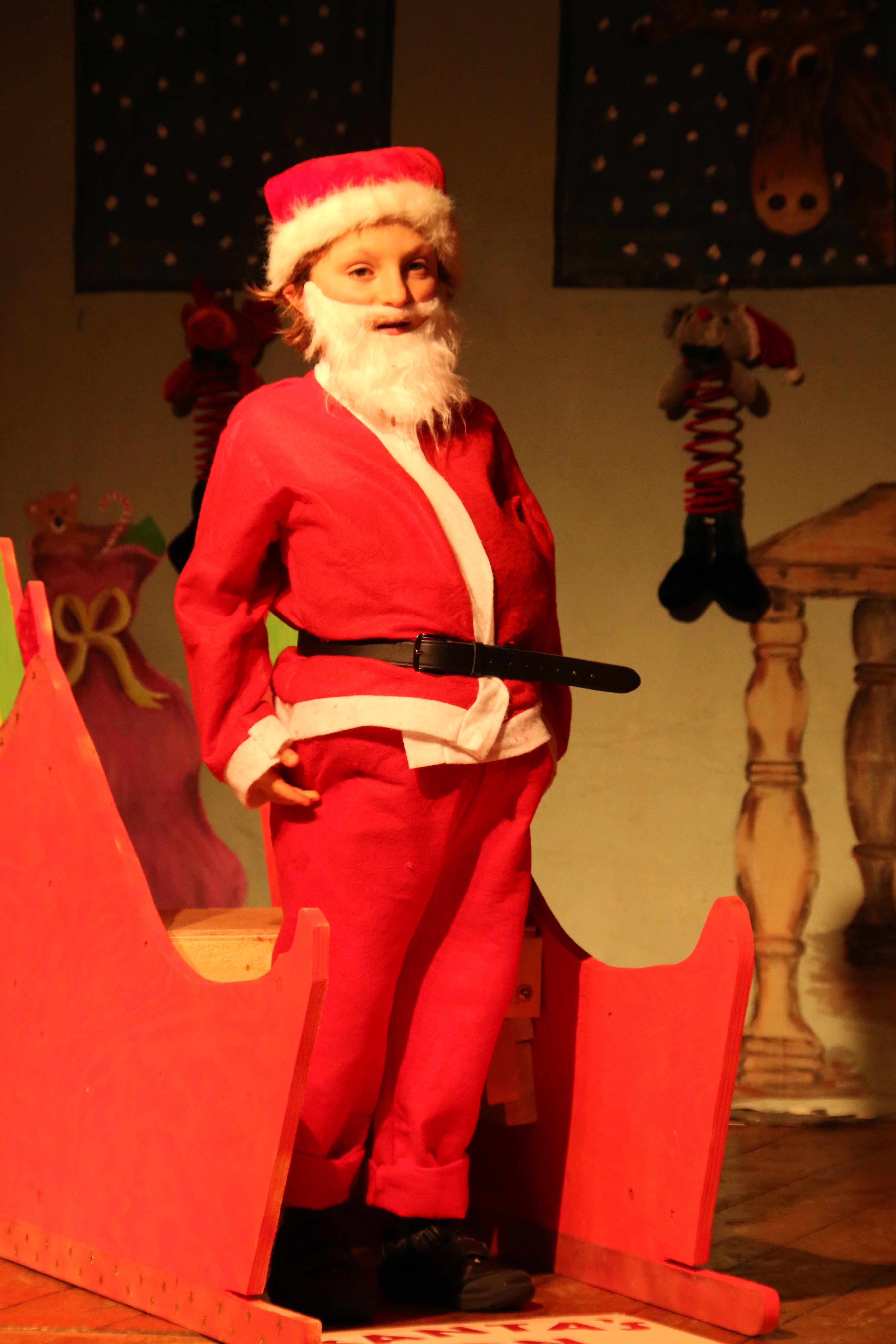 St Petroc's Santa's on Strike (61)