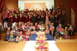 St Petroc's School Queen's 90th