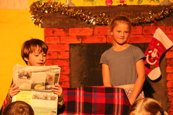 St Petroc's Santa's on Strike (31)