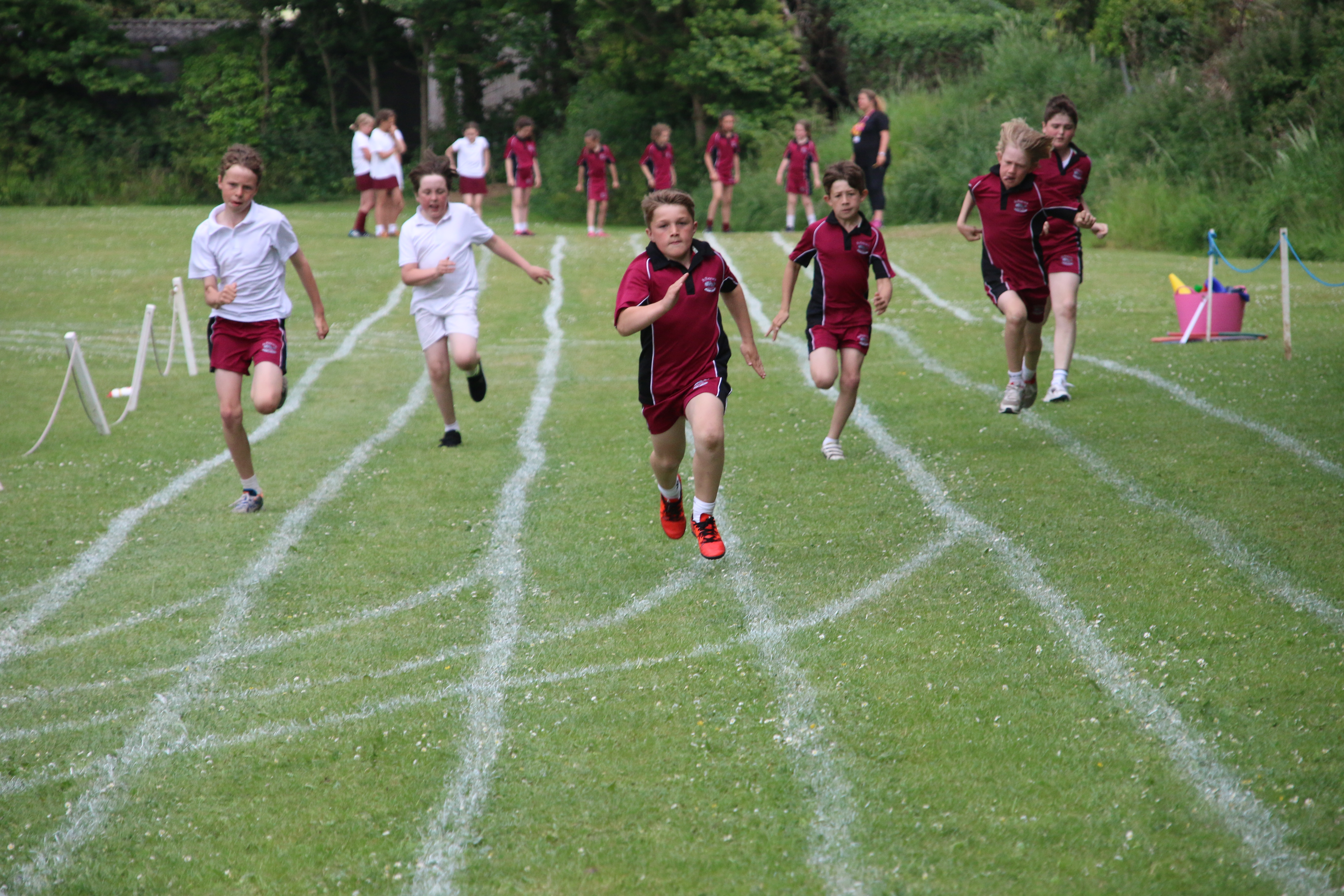St Petroc's Sports Day