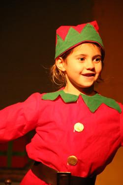 St Petroc's Santa's on Strike (3)