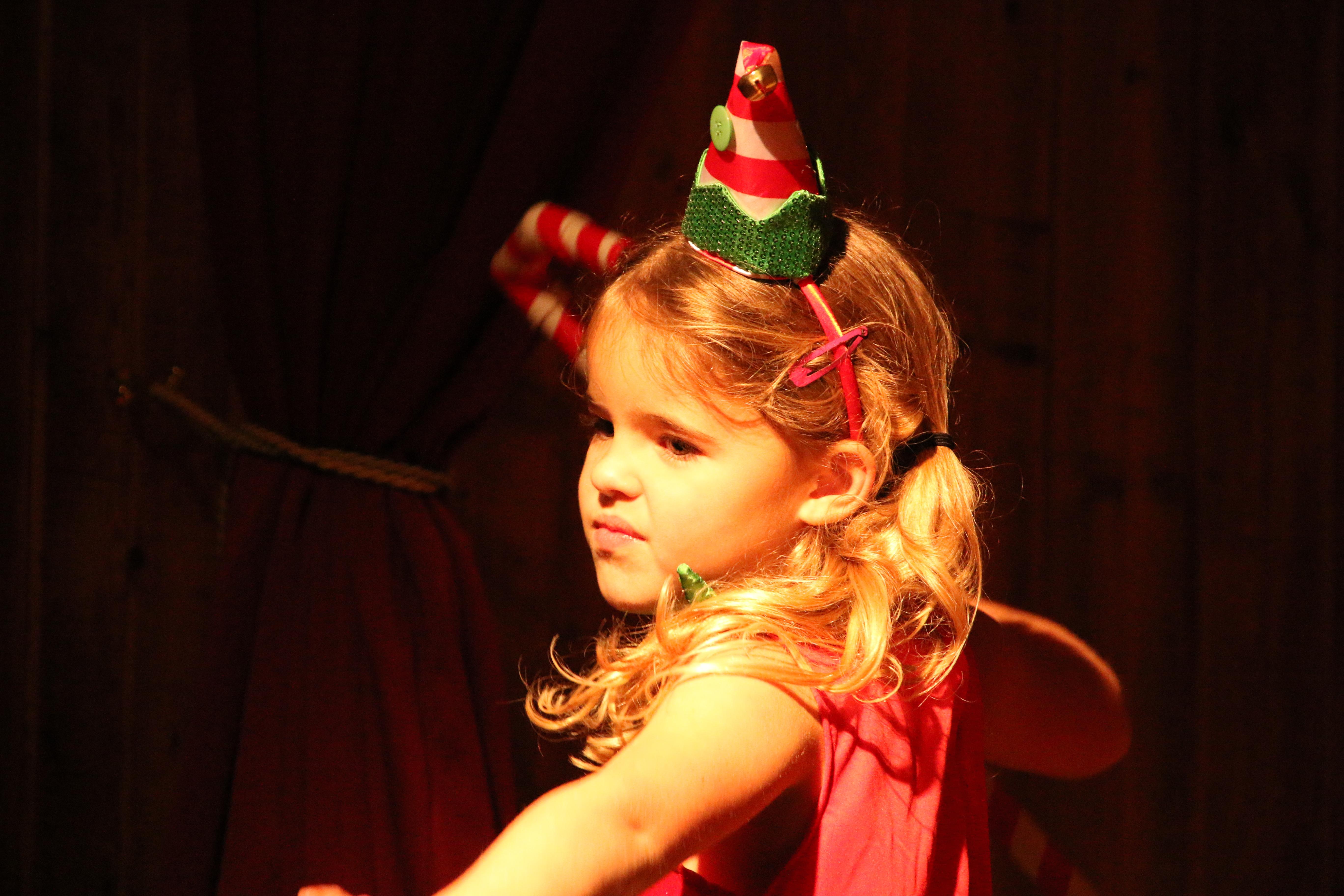 St Petroc's Santa's on Strike (4)