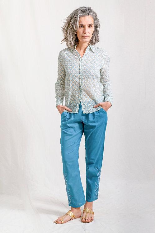 zu shirt alisso blue