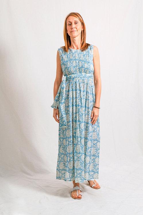 suni long flower blue