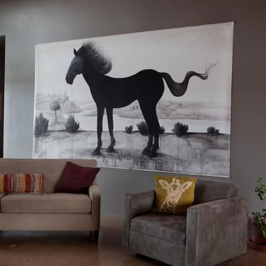 HORSE INSTALLATION