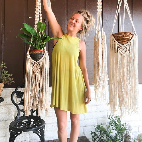 Macrame Plantern, plant hanger, lantern