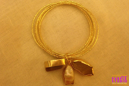 Smart Rough Stone Bracelet