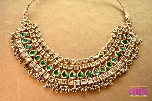 Bridal Kudan Necklace Set