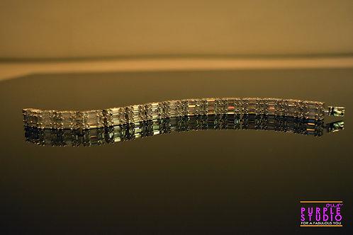 Smart Trendy Tennis Bracelet in Rich CZ