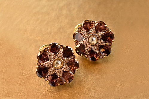Gorgeous Victorian Look Rodo Color Stud