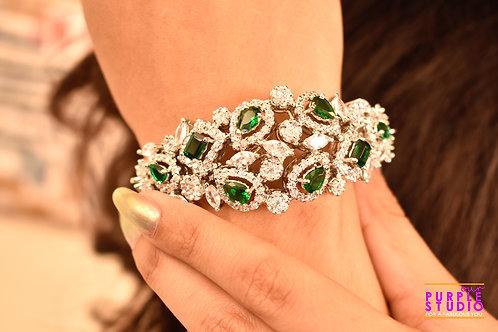 Star Studded Indo Western Bracelet