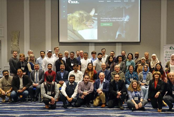 WABNet workshop in Amman