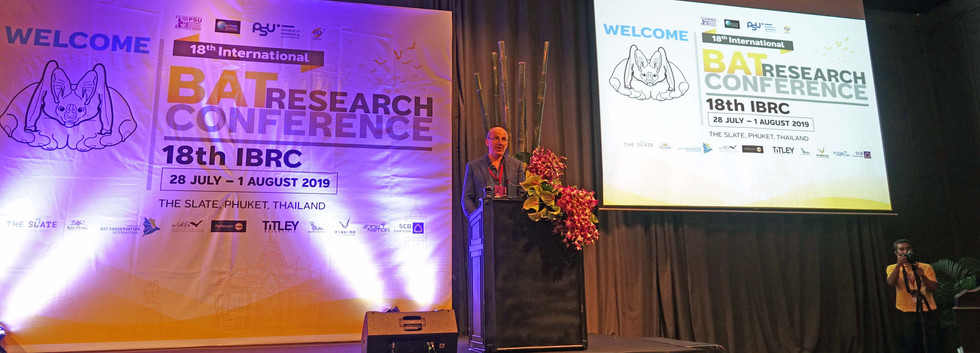 18th International Bat Research Conference