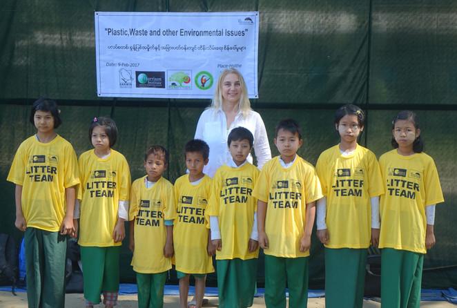 Environmental education in schools