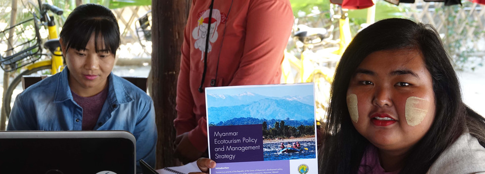 Capacity-building in ecotourism