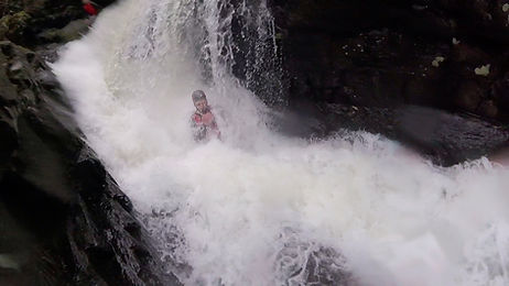 Canyoning North wales Adrenalin Addicts Outdoor Adventure Activities